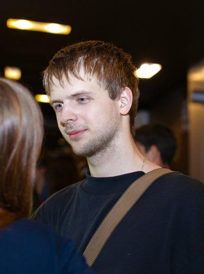Никита Кузовов, 23 мая 1991, Санкт-Петербург, id1856360