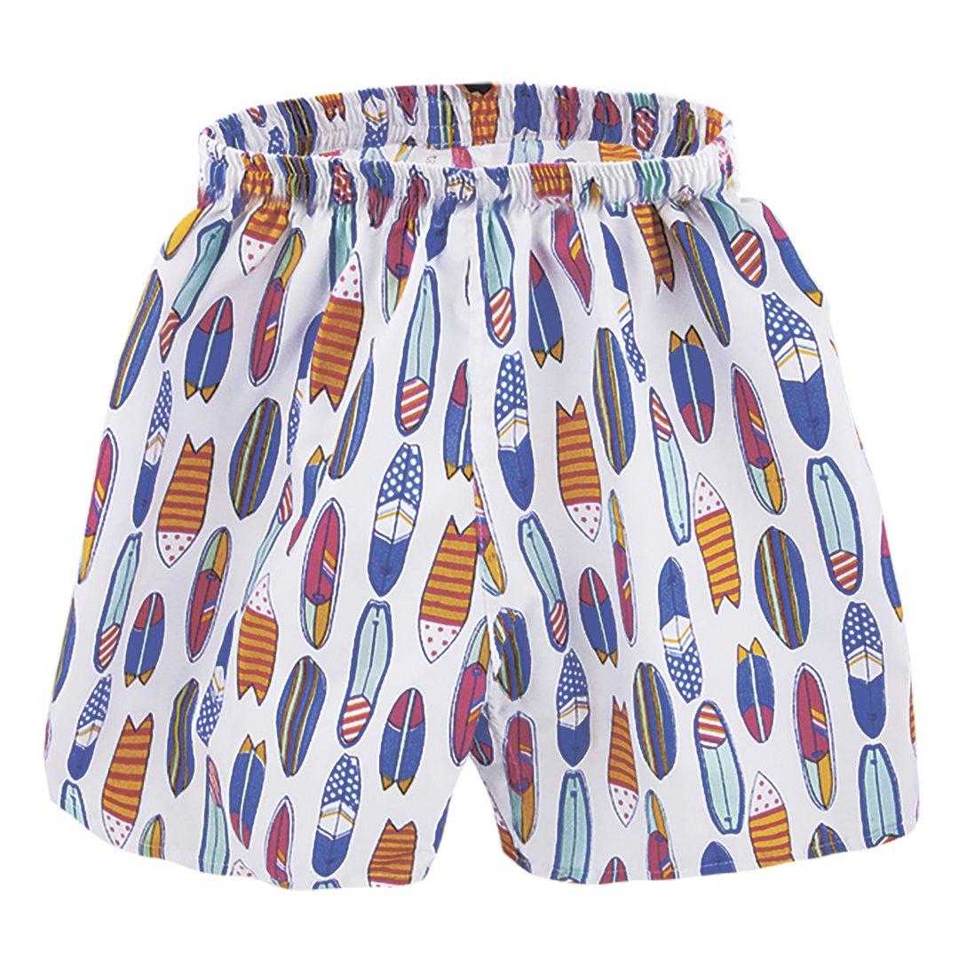 Детские шорты с яркими принтами в магазинах Фикс Прайс