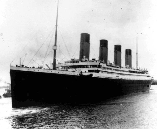 ТИТАНИК: 100 лет спустя (51 фото)