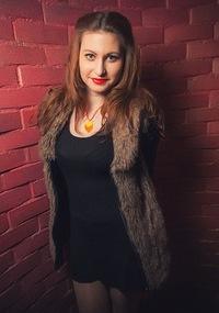 Виктория Давыдова, 25 ноября 1994, Челябинск, id191901854