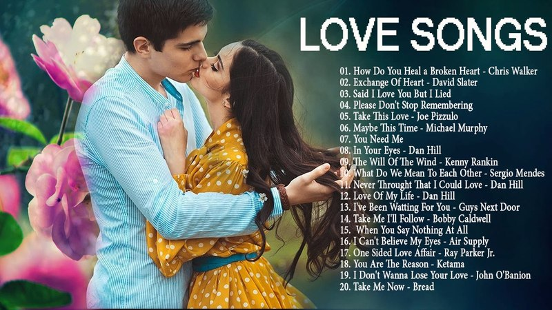 Greatest Beautiful Love Songs About Falling In Love - Best Romantic Love Songs Of All Time