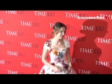 Millie Bobby Brown on the Red Carpet TIME 100 Gala 2018