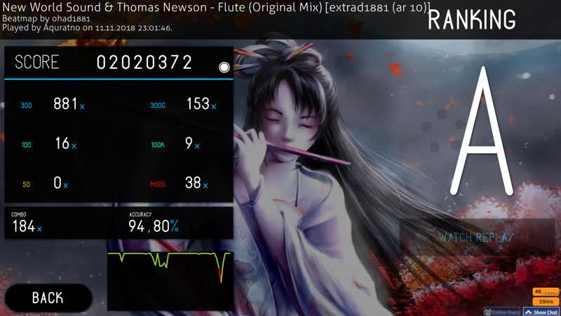 New World Sound Thomas Newson - Flute 10 ar