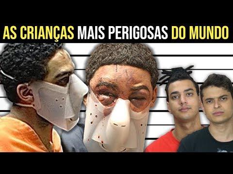 10 CRIANÇAS MAIS PERIGOSAS DO MUNDO !! 2