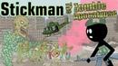 Stickman mentalist. Zombie Apocalypse and Post Apocalypse. Best Video.