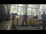 Марков Иван рывок 32 кг 242 раза!