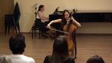Мелодия (Антонин Дворжак) - Лидия Замятина (Виолончель,рояль) - Маргарита Чурсина