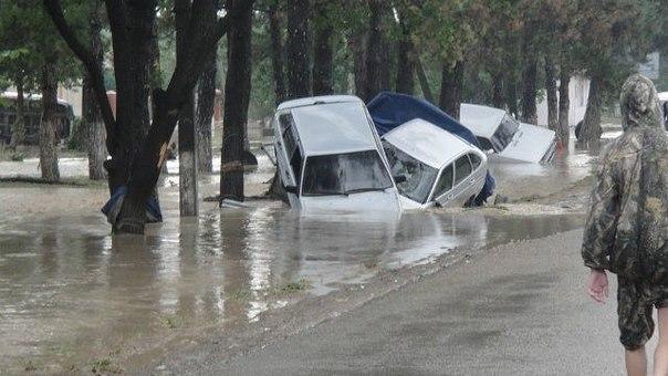 Наводнение на Кубани 6