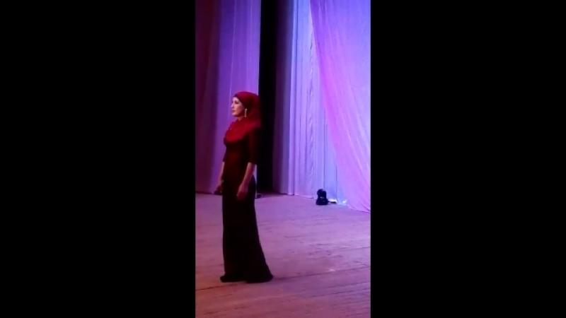 Фаниля Бахтигареева -Бер Аллам