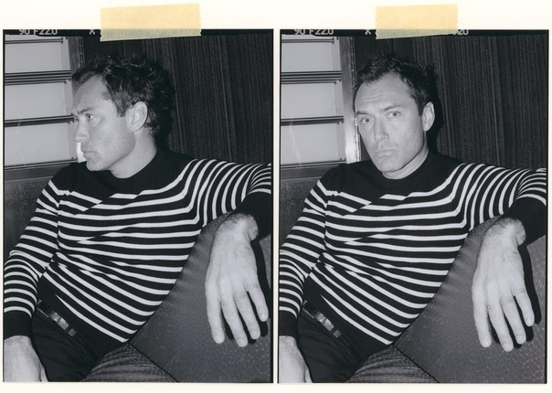 Jude Law The New York Times, 2018