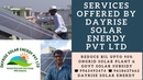 Services Offered by DayRise Solar Enerdy Pvt Ltd
