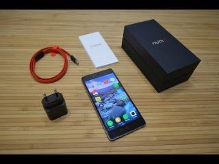 Обзор смартфона ZTE Nubia Z9 Max 2GB