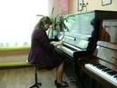 Жижина Дарья - И. Беркович Танец куклы