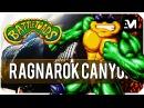 Battletoads Metal NES Ragnarok Canyon Cover Arathrum