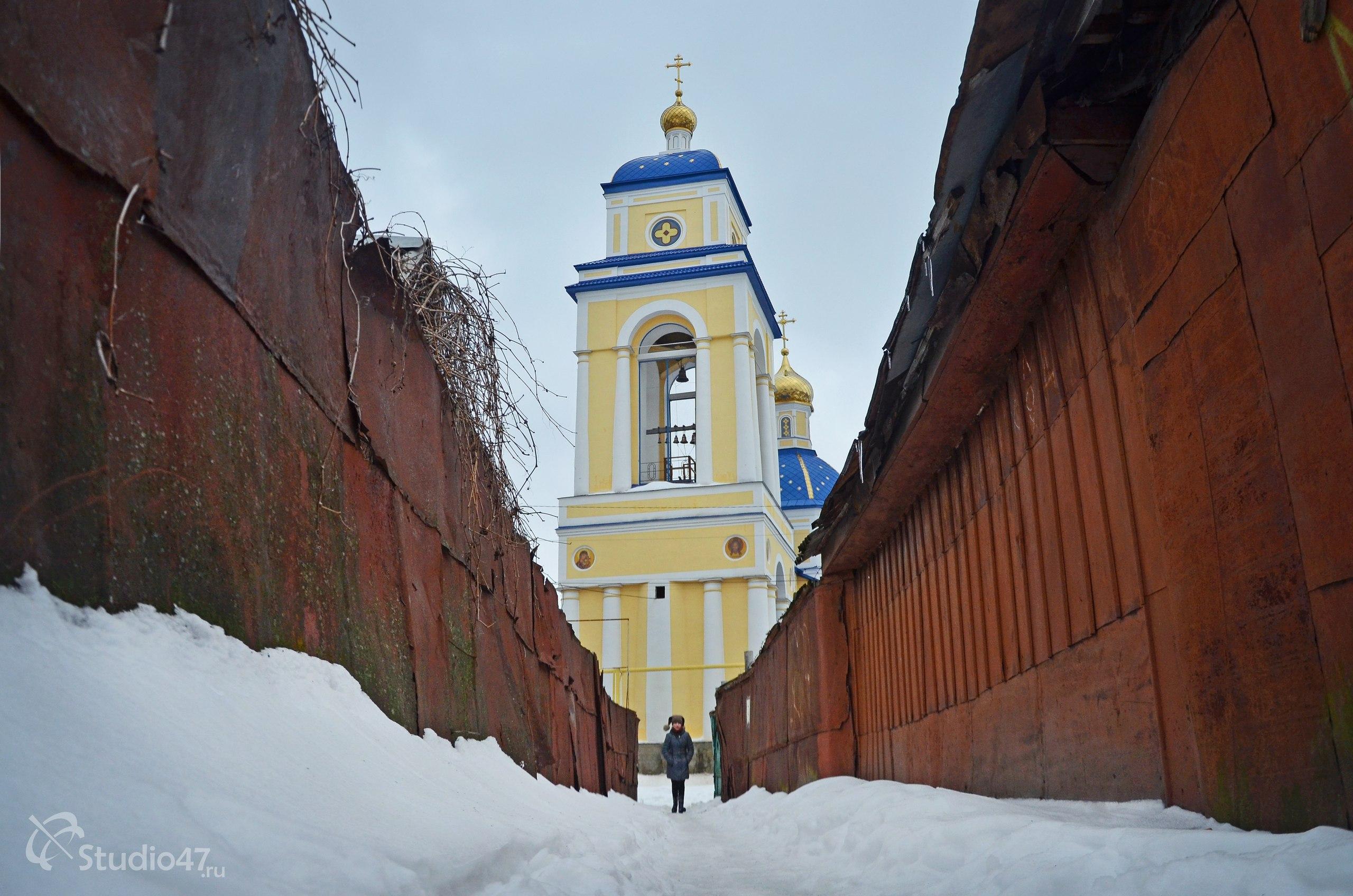 Казанская церковь в Борисоглебске
