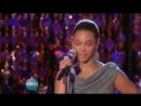 Beyoncé - At Last (Live at Ellen de Generes 12.08.08)
