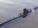 JJ RC Submarine Uboat U47 Robbe, submarino DIY