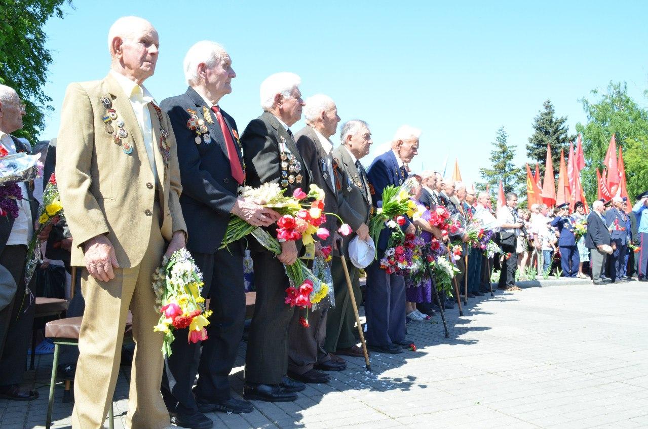 9 мая в Миргороде