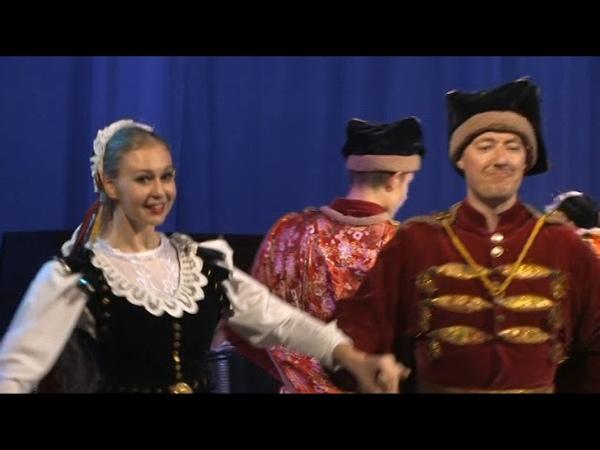Государственный академический ансамбль танца Беларуси