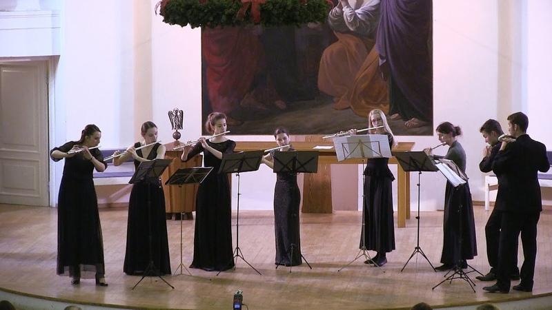 Gabriel Faure. Cantique de Jean Racine, Op.11