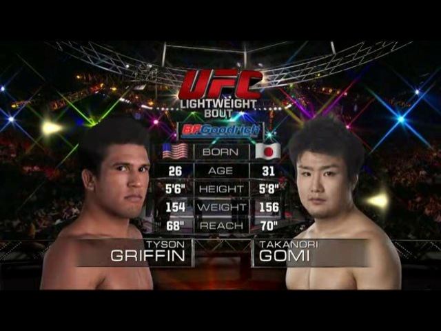 MMA Knockout - Takanori Gomi vs Tyson Griffin by felippe braga