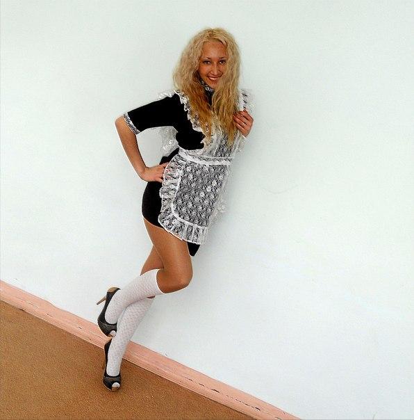 Купить старое школьное платье IB110