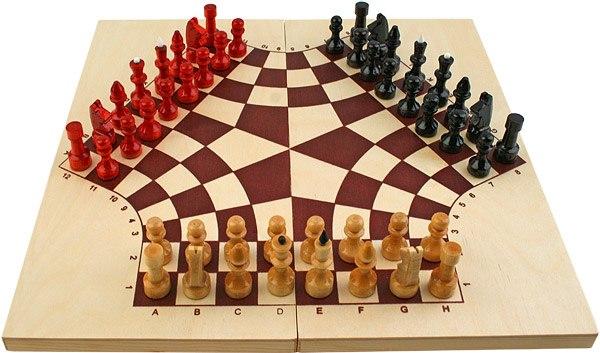 Шахматы как зеркало деградации России... Полный список шахматных гениев всех времен.