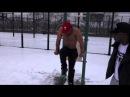 King Gator's Motivational Winter Workout Part 2