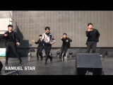 [Fancam] 181013 Samuel - Sixteen @ All Famliy Music Festical 2018