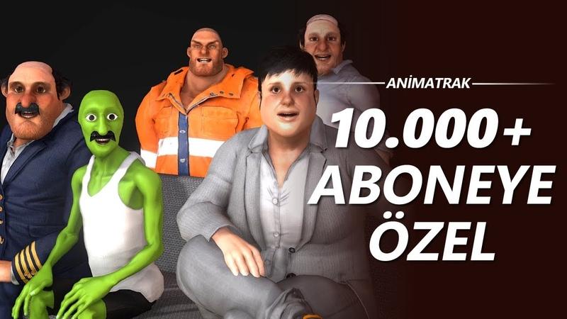 Animatrak 10.000 Aboneye Özel Animasyon