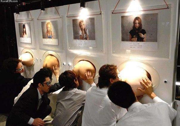 17 самых больших странностей, которые можно увидеть только в Японии.