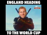 England are all set for kick-off in their opening WC game