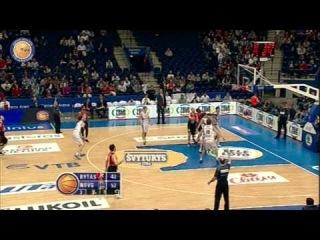 1/2 playoffs. Lietuvos Rytas - Nizhny Novgorod Game 3 Highlights