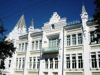 Театр общества приказчиков - Пушкинский был построен в 1908 году в городе Владивостоке по проекту архитектора Ю...