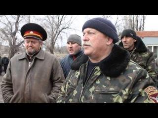 Сайт города Артемовска - блокирование военного склада в Парасковиевке Артемовского района