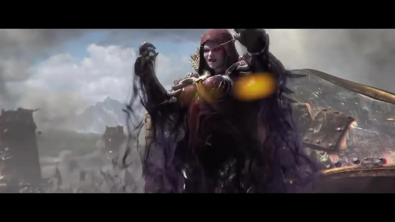 FOR THE HORDE !! Sylvanas Banshee Mode (Battle for Azeroth).mp4
