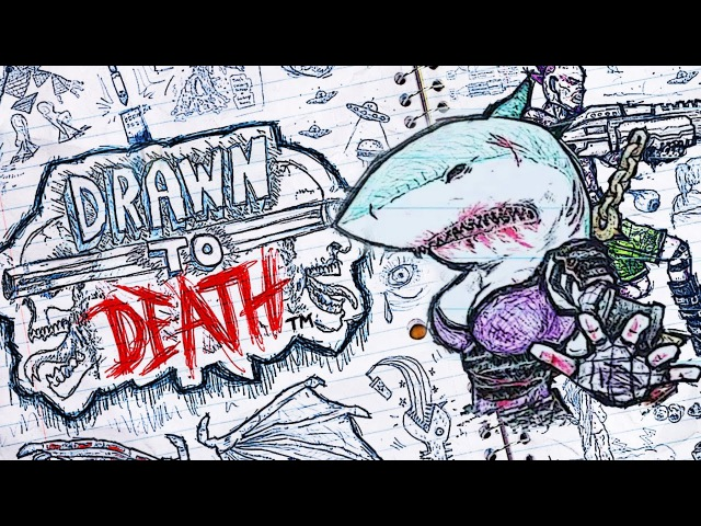 Drawn to Death: АКУЛА-ПРОСТИТУТКА | PS4