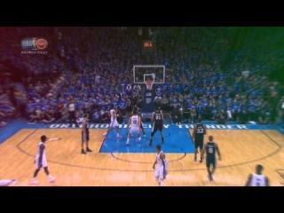 Russell Westbrook's Deep Bomb