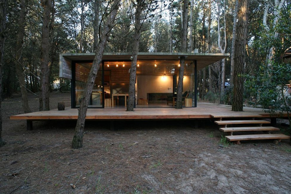 Casa de Hormigon / BAK Architects