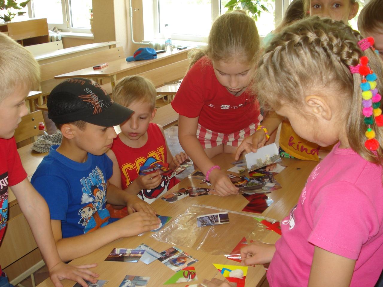 книжное лето, донецкая республиканская библиотека для детей, отдел обслуживания учащихся 5-9 классов, работа с пришкольными лагерями