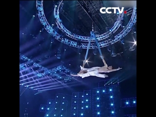 Парная акробатика на высоте