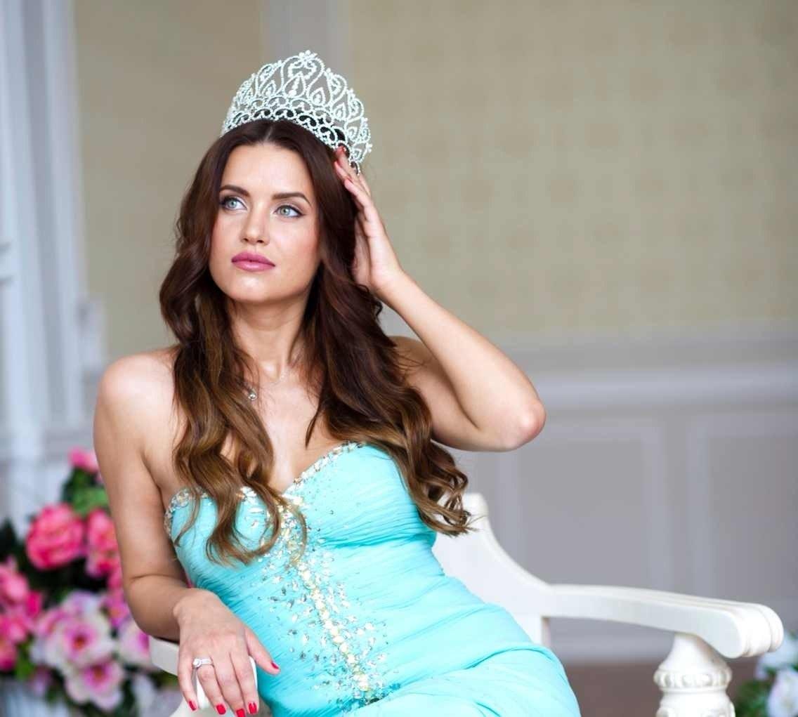 Юлия Ионина стала Миссис Мира 2014