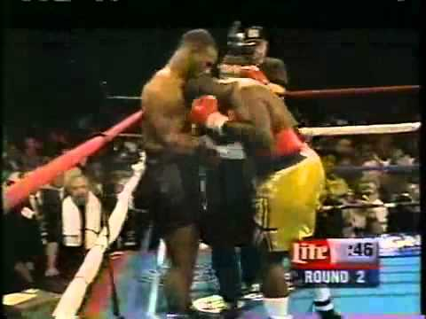 Mike Tyson vs Buster Mathis Full Fight Video