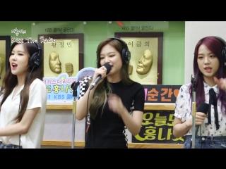 BLACKPINK - Loser на радио Hongkira 04 07 17 (1080p).mp4