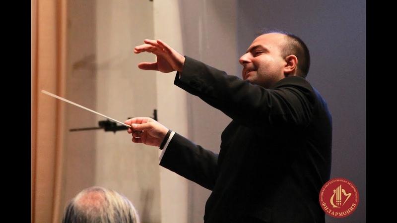 Johann Strauss - Tritsch Tratsch Polka Cond. David Marukhian, Дир. Давид Марухян