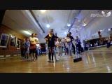 We love 90 ))flash mob part 3