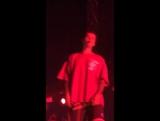 May 3: Fan taken video of Justin performing 'Hold Tight' in Tel Aviv, Israel.