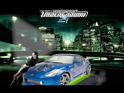 Need For Speed Underground 2 Играем с Denchik по сети