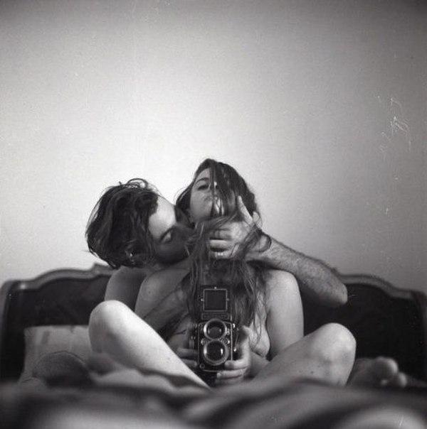 Черно белые фото эро содержания пары 21 фотография