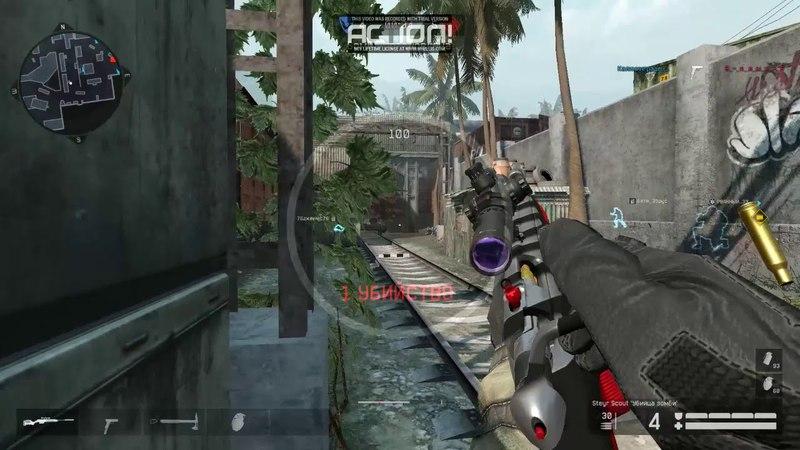 Рейтинговые матчи в Warface за Снайпера 2